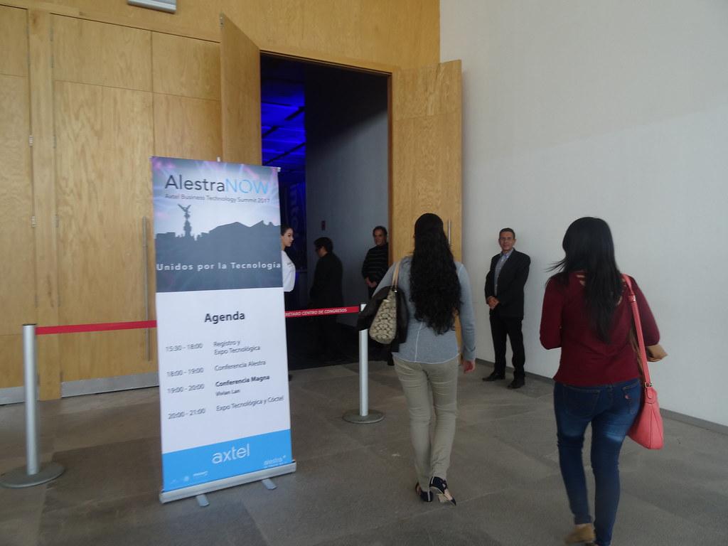Alestra NOW Querétaro 2017