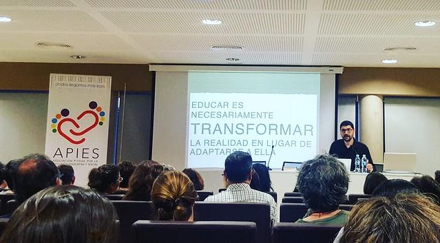 Acto Presentación APIES (Ibiza)