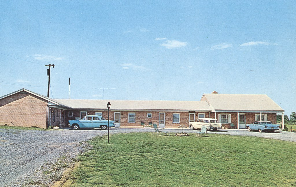 Mohawk Motel - Winchester, Virginia