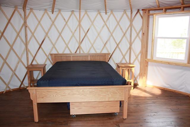 Yurt Alert - State Parks Blogs