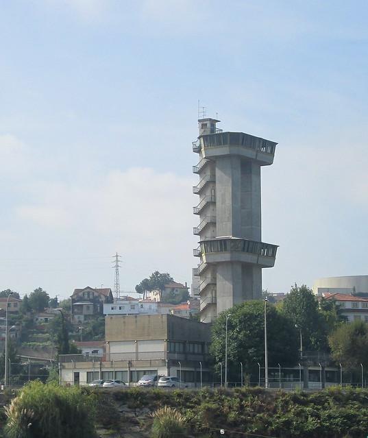 Concrete Tower, Porto