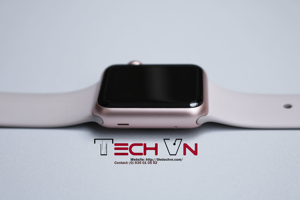 apple watch rose gold 1