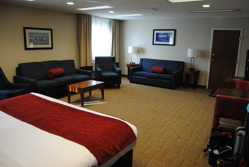 Comfort Inn, Erie, Pennsylvania