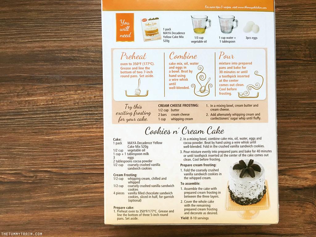 34009149496 fca1d14aa2 b - Taste Test: Maya Yellow Cake Mix Pineapple Upside Down Cake