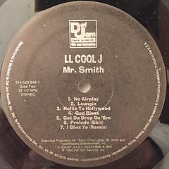 LL COOL J:MR.SMITH(LABEL SIDE-B)