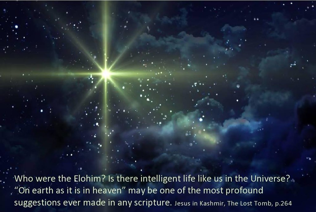 Elohim in the Bible. 'On Earth as it is in Heaven' may be … | Flickr Heaven
