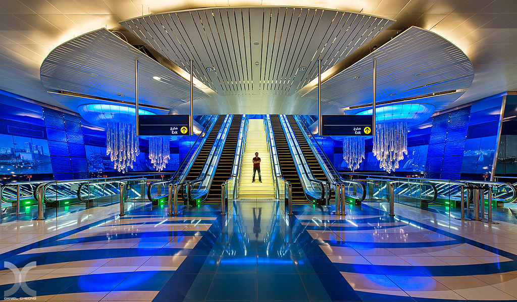 Image result for Burjuman Station dubai