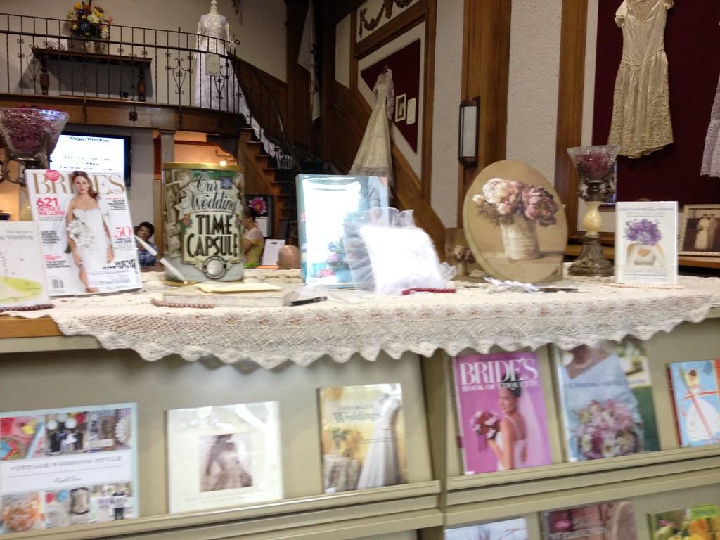 June wedding dress display at STCPL, 2014 | Wedding book dis ...