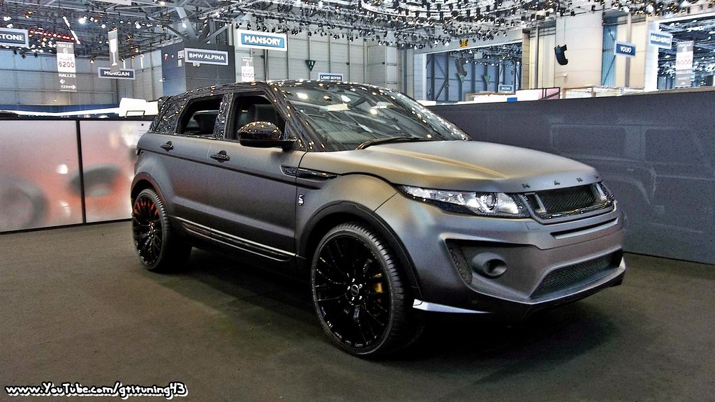 Range Rover Evoke >> RANGE ROVER EVOQUE by KAHN | Come check out my Tuning and Su… | Flickr