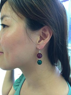Beginner Earrings Class 5/13/14 | by ModnitsaAtelier