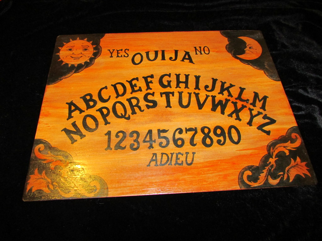 Homemade Ouija Board - Teen Porn Tubes-4105