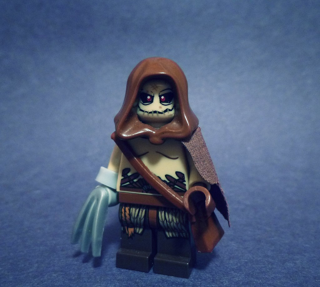 lego arkham asylum scarecrow first thing complete credit flickr