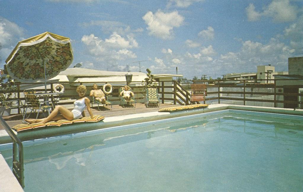 The Gulfstream Hotel - Ft. Lauderdale, Florida