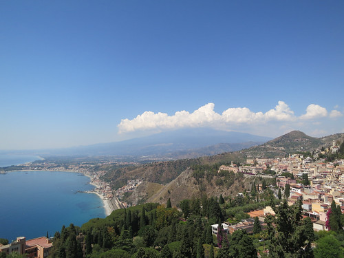 Taormina ~ Magnificent Position