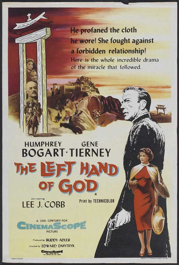 The Left Hand of God - Poster 7