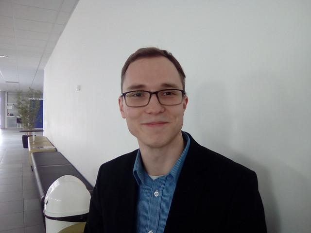 Valdemar Svabensky, 2017-03 PyConSK Bratislava