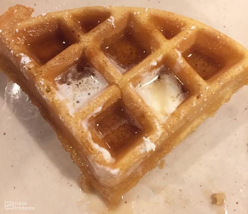Le Peep Waffle