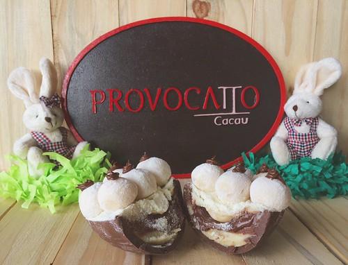 Páscoa Provocatto Cacau