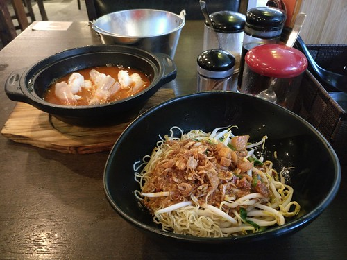 S$12 Prawn Noodles