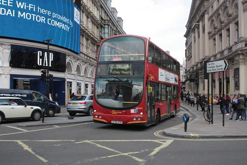 London General WVL63 LF52ZTH