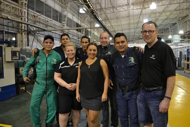 Convocatoria de Mecánicos y Soldadores para Canadá
