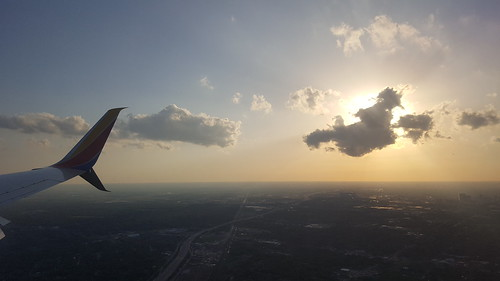 088/365 : Over Houston