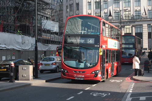 Arriva London HV68 LJ62BPV