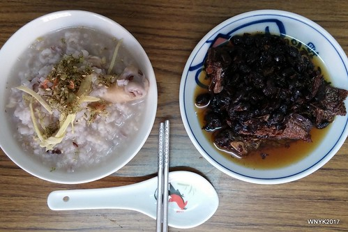 Porridge & Fried Dace