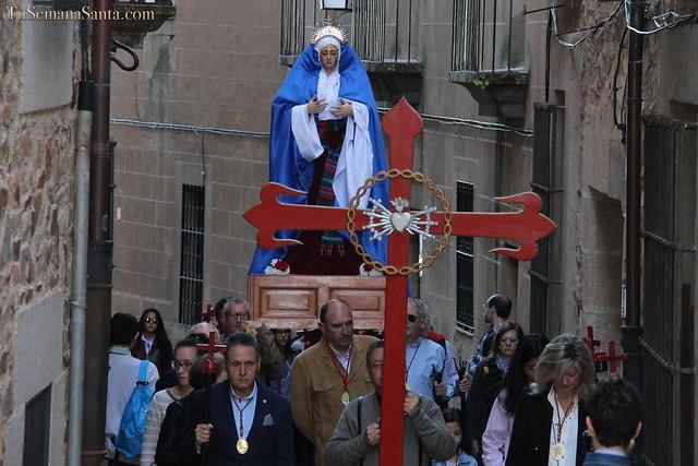 Traslado de la Virgen del Buen Fin
