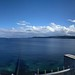 Panoramic of Lake Taupo from Taupo