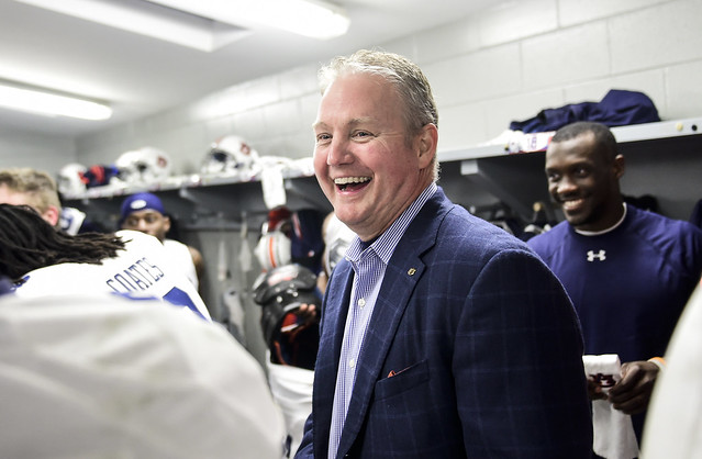 Jay Jacobs smiles for a picture.