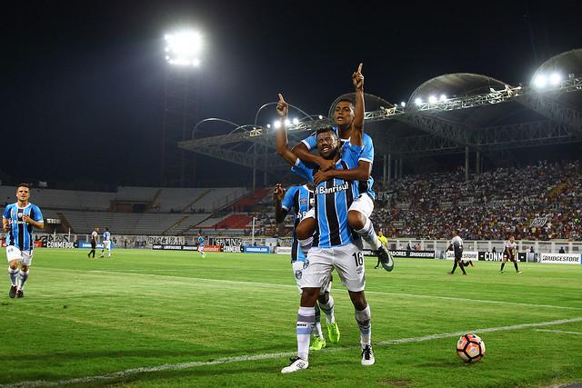 Zamora x Grêmio 09/03/17