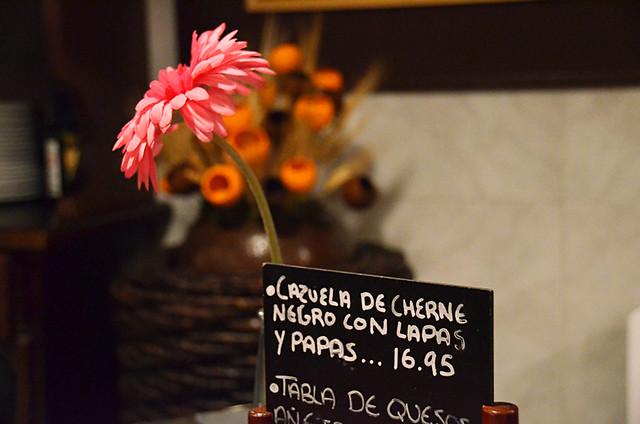 Flower, La Bola, La Matanza, Tenerife