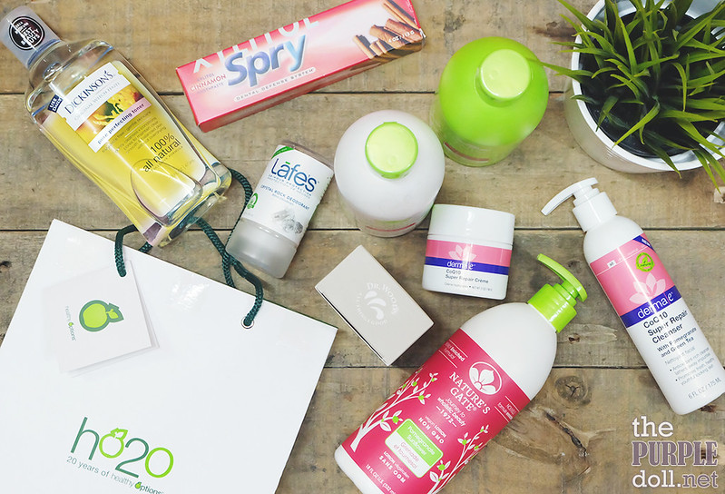 Healthy Options Personal Care Products