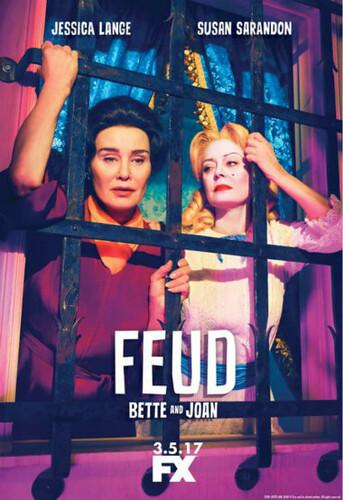 宿敌:贝蒂和琼 第一季 的海报