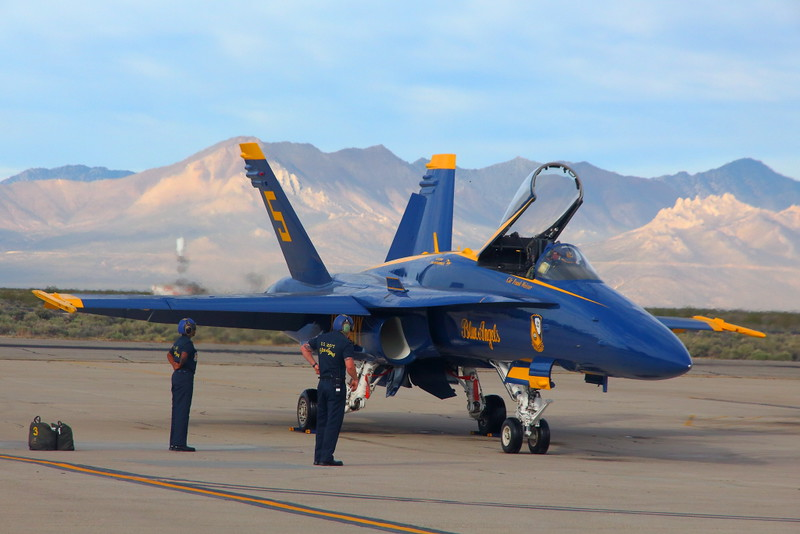 IMG_2466 Blue Angels, NAWS China Lake Air Show