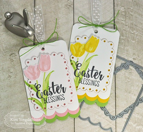 Easter Blessing tags