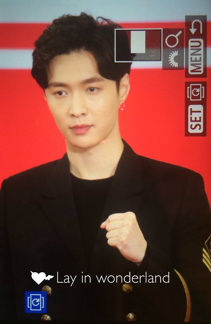 170324 Lay at 'Operation Love' Press Conference