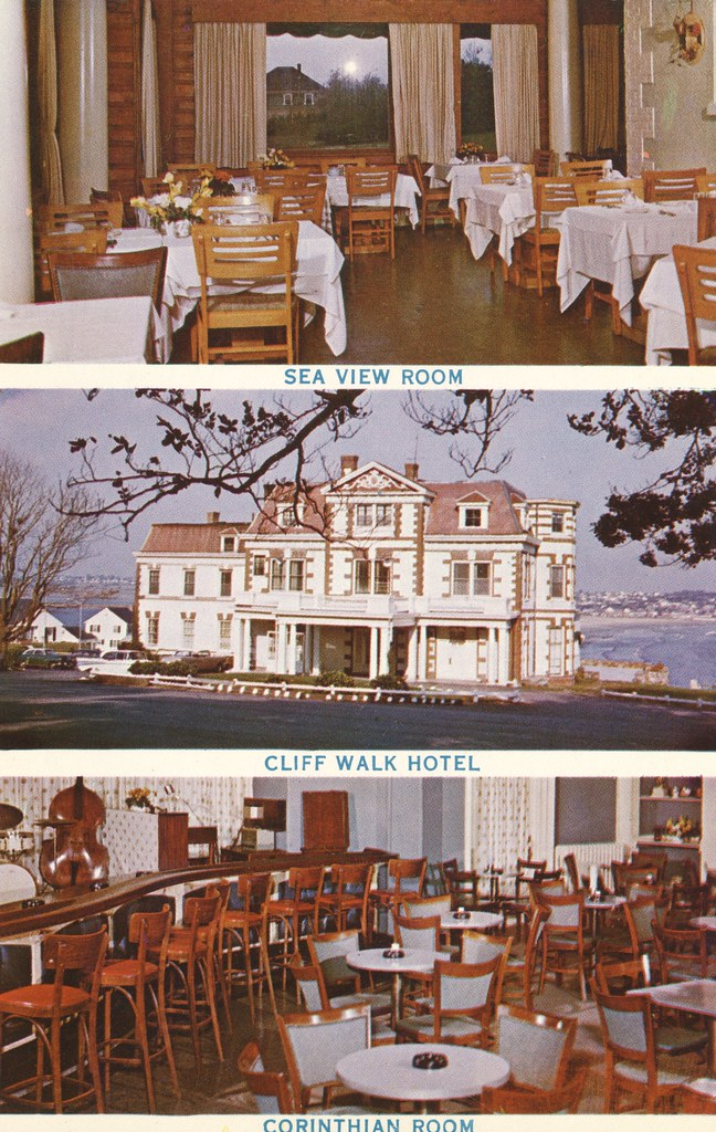 Cliff Walk Manor Hotel - Newport, Rhode Island
