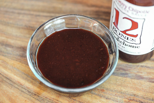 12 Bones Smokehouse Blueberry Chipotle Barbecue Sauce