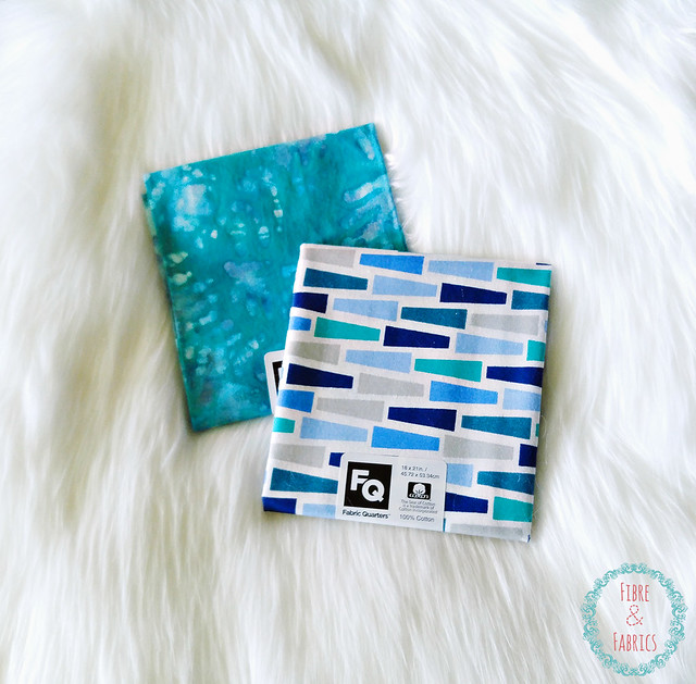 Fabric Quarters from Joann's were 2 for $2 • Fibreandfabrics Crafts Blog