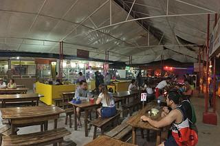 Puerto Galera - Las Villas de Natividad food court