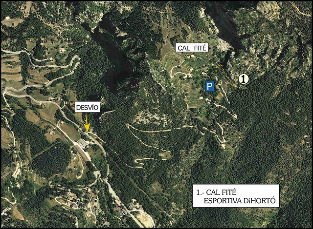 La Vall de Lord -01- Cal Fité (Esportives d'Hortó) -01- Acceso 01 (15-05-2017)