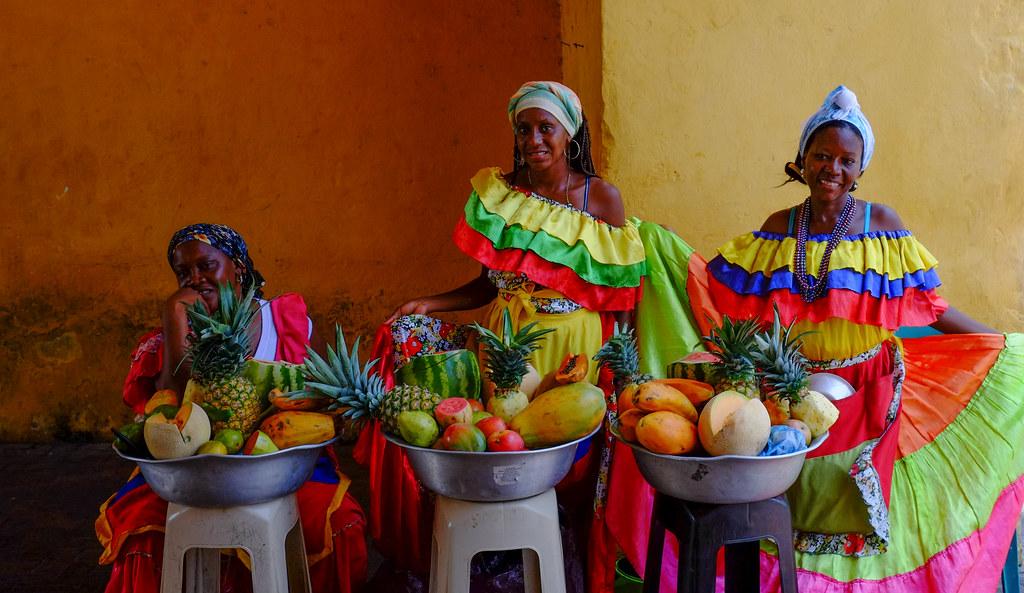 Image result for fruit ladies cartagena