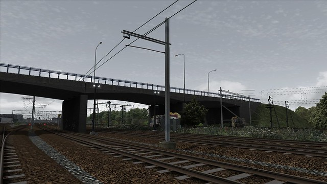 Train Simulator 2017, Station Leeuwarden