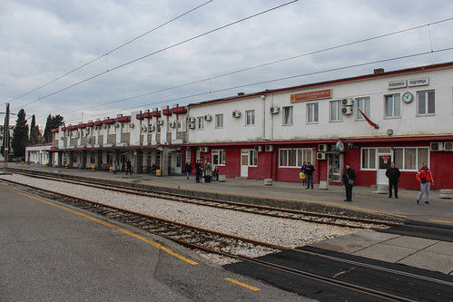 Podgorica train station | by Timon91