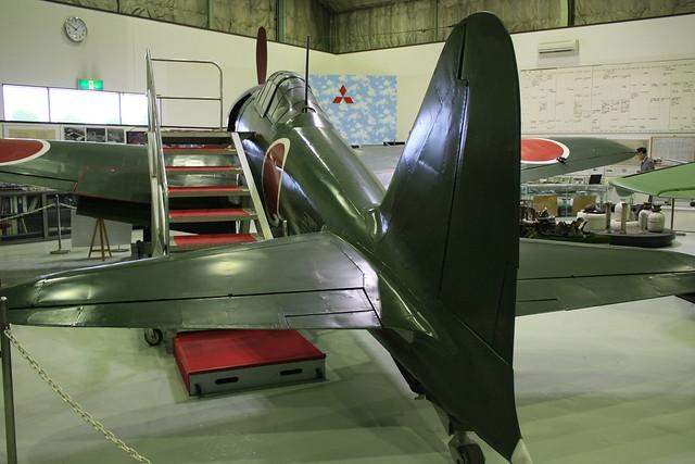 零式艦上戦闘機 ゼロ戦 IMG_5225