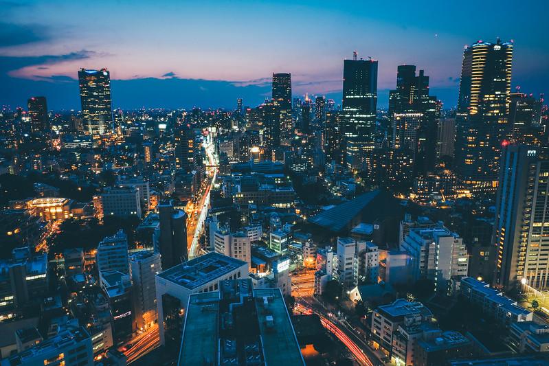 東京鐵塔觀景台|Tokyo Tower