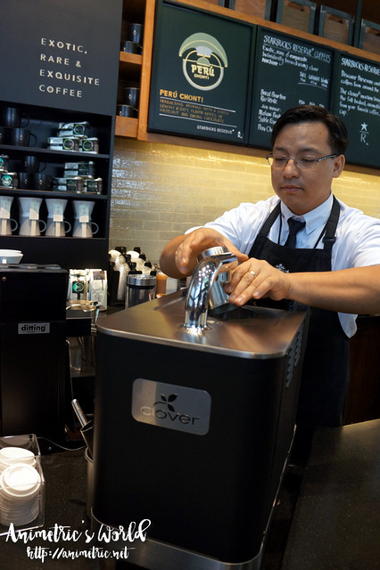 Starbucks Reserve Makati