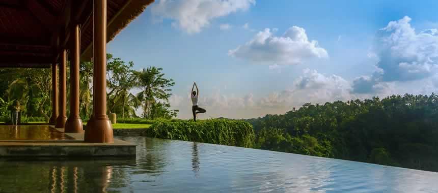 Mandapa, A Ritz-Carlton Reserve - 10 de los mejores hoteles del mundo